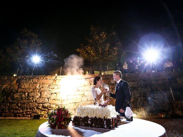 O casamento de Daniel e Vanessa em Beselga, Penedono 68