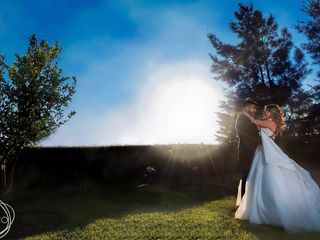 O casamento de Nicole e Pedro