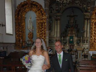 O casamento de Maria e Nuno