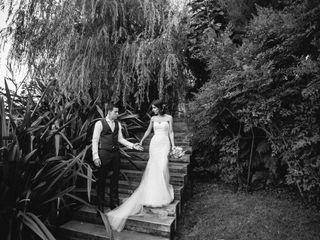 O casamento de Isabel e Sean