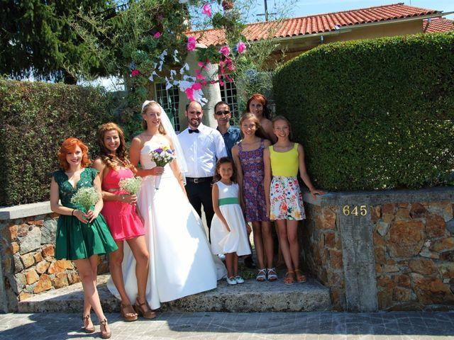 O casamento de Nuno e Maria em Beijós, Carregal do Sal 1