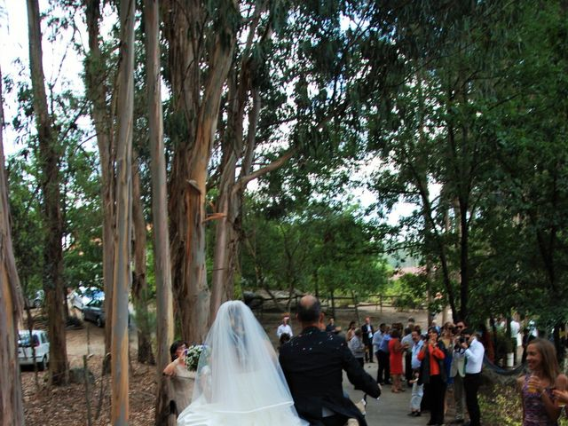O casamento de Nuno e Maria em Beijós, Carregal do Sal 5
