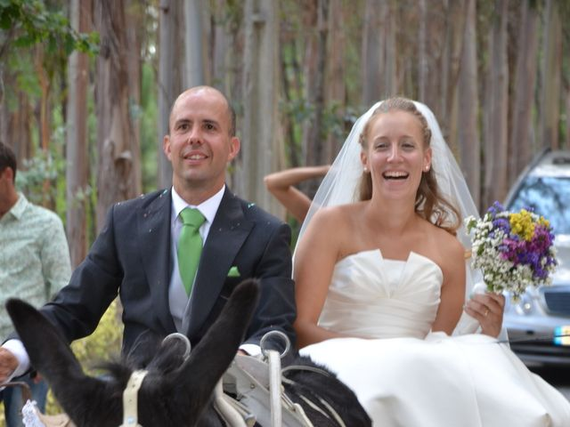 O casamento de Nuno e Maria em Beijós, Carregal do Sal 7