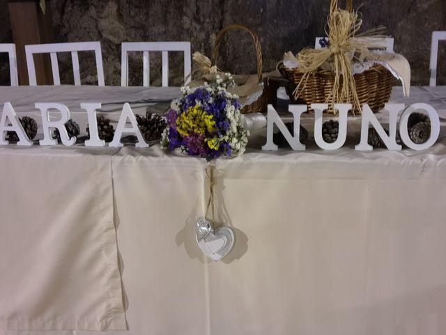 O casamento de Nuno e Maria em Beijós, Carregal do Sal 11