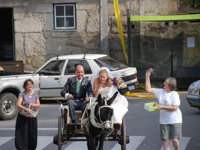 O casamento de Nuno e Maria em Beijós, Carregal do Sal 19