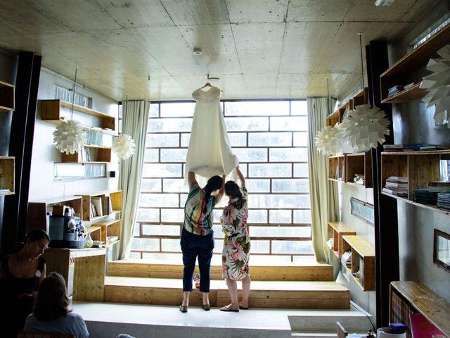 O casamento de Bruno e Andreia em Caldas da Rainha, Caldas da Rainha 11