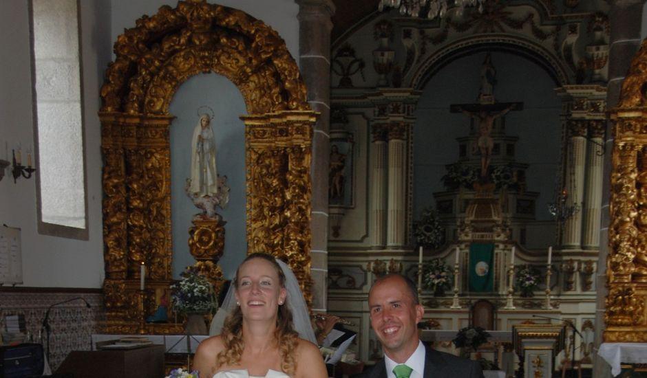 O casamento de Nuno e Maria em Beijós, Carregal do Sal