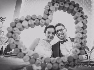 O casamento de Natália e Bruno
