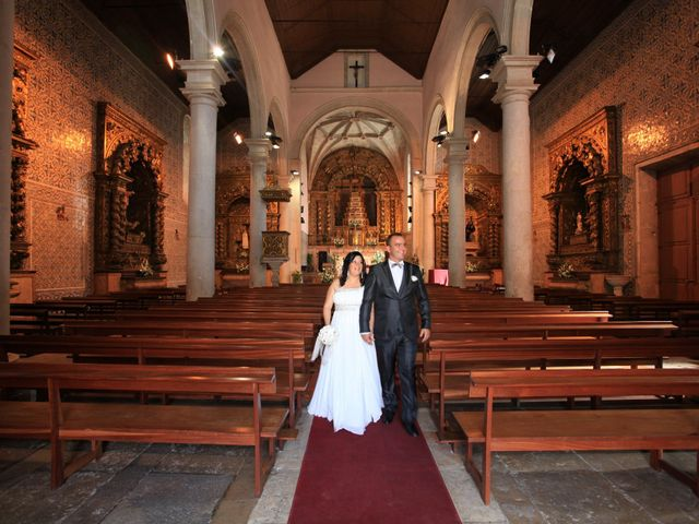 O casamento de Nelson e Caterina em Azambuja, Azambuja 18