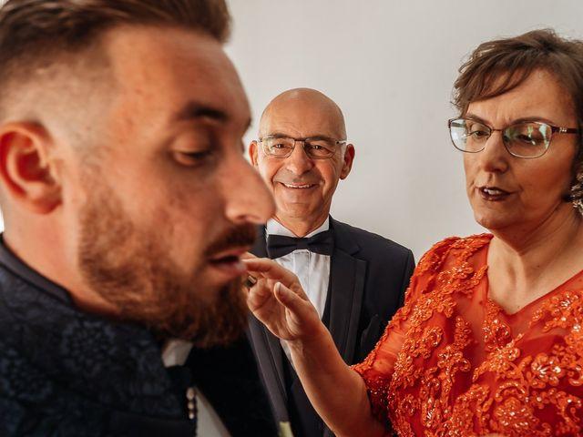 O casamento de Osvaldo e Diliana em Ribeirinha, Terceira 2