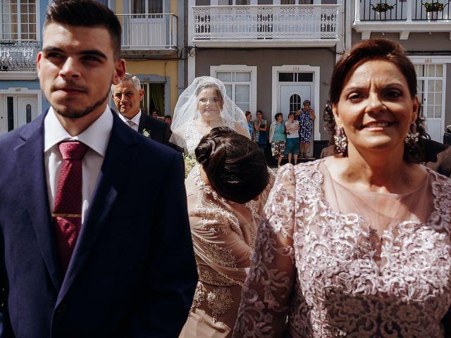 O casamento de Osvaldo e Diliana em Ribeirinha, Terceira 5