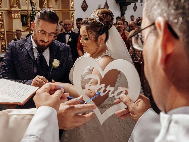 O casamento de Osvaldo e Diliana em Ribeirinha, Terceira 12