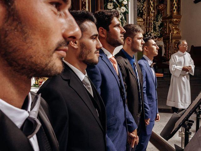 O casamento de Osvaldo e Diliana em Ribeirinha, Terceira 14