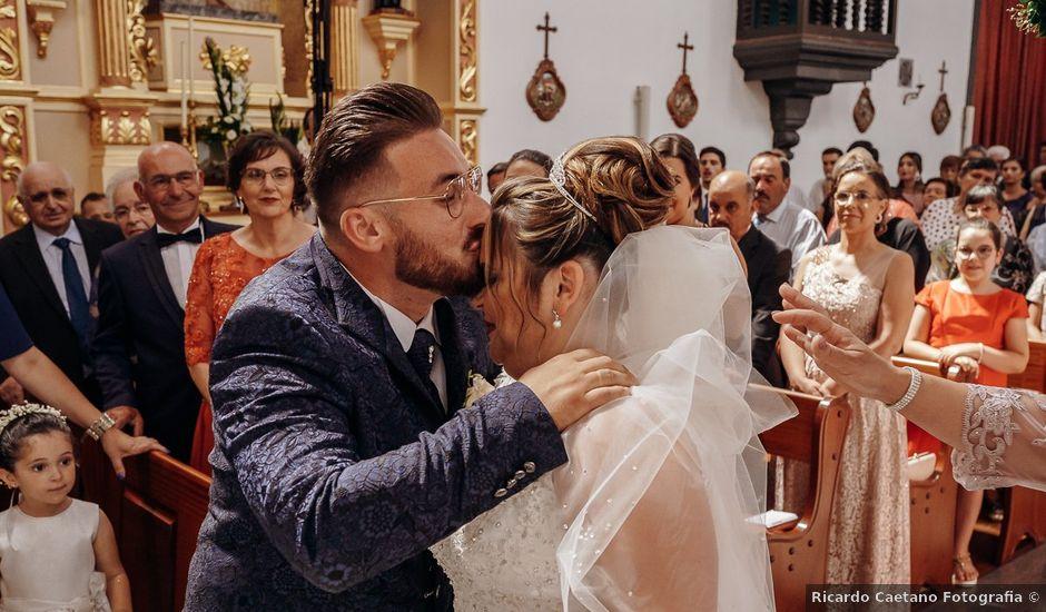 O casamento de Osvaldo e Diliana em Ribeirinha, Terceira