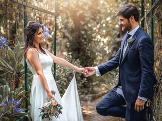 O casamento de Filipa e Diogo