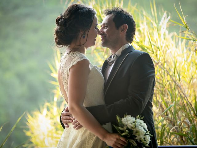 O casamento de Tânia e Miguel