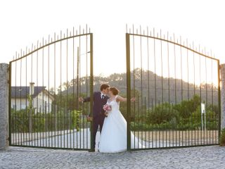 O casamento de Janete e Gonçalo