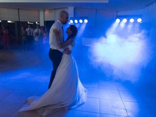 O casamento de Rosana e Tomás