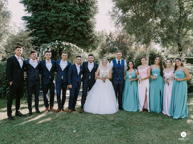 O casamento de João  e Rita em Celeirós, Braga (Concelho) 9