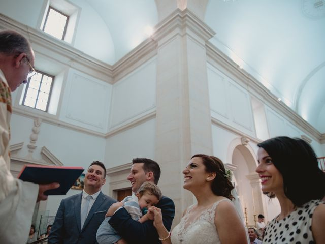 O casamento de Rodney e Sandrine em Porto de Mós, Porto de Mós 47