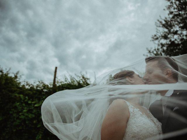 O casamento de Sandrine e Rodney
