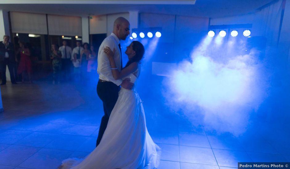 O casamento de Tomás e Rosana em Seixal, Seixal
