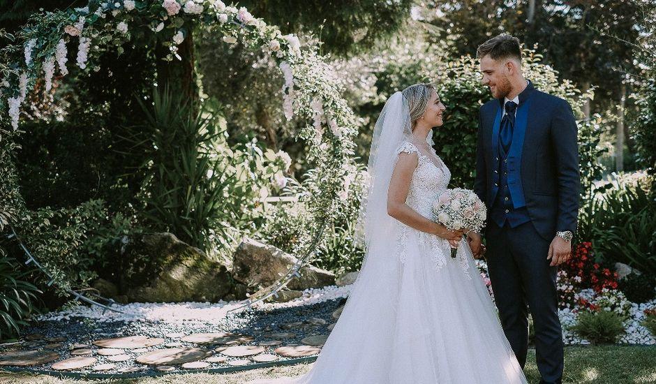 O casamento de João  e Rita em Celeirós, Braga (Concelho)