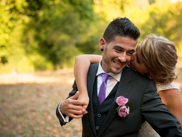 O casamento de Caty e Marco