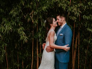 O casamento de Mariana e Davide