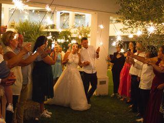 O casamento de Ana     e Marc
