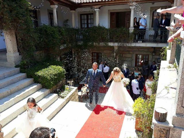O casamento de Sonya  e Márcio