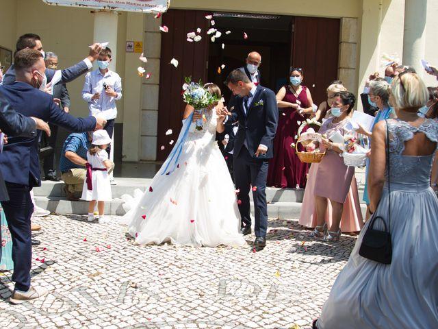 O casamento de Marc    e Ana     em Algueirão, Sintra 21