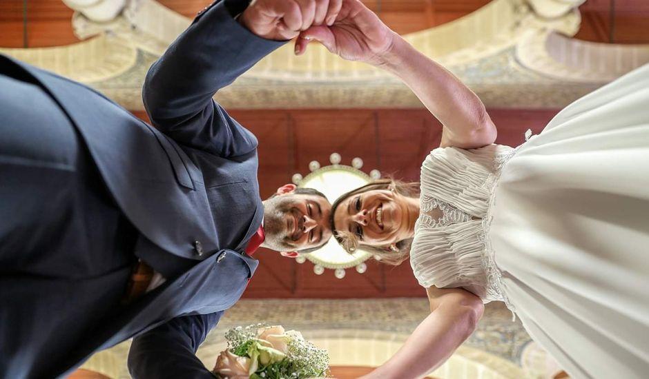 O casamento de Pedro e Joana em Santarém, Santarém (Concelho)