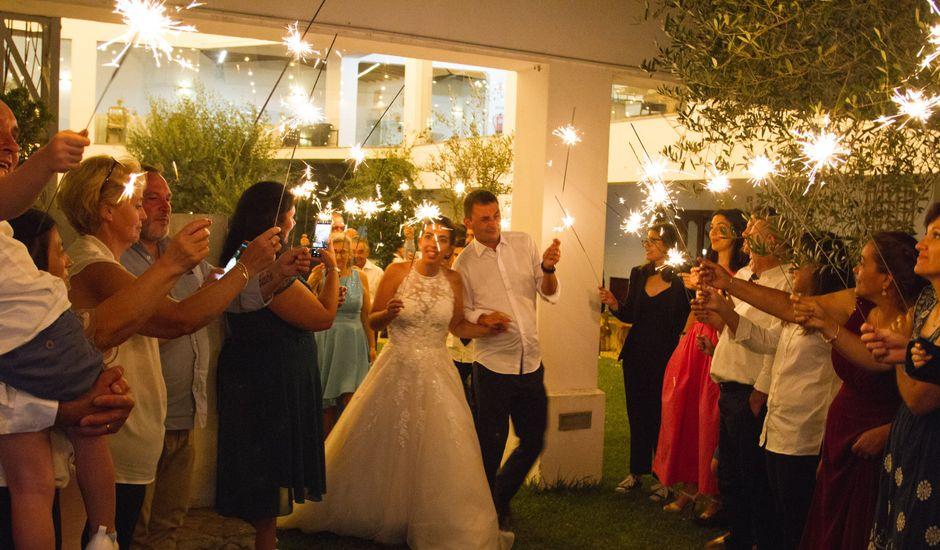 O casamento de Marc    e Ana     em Algueirão, Sintra