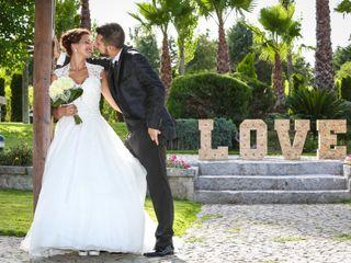 O casamento de Francisca e Flávio