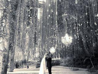 O casamento de Eunice e Jorge