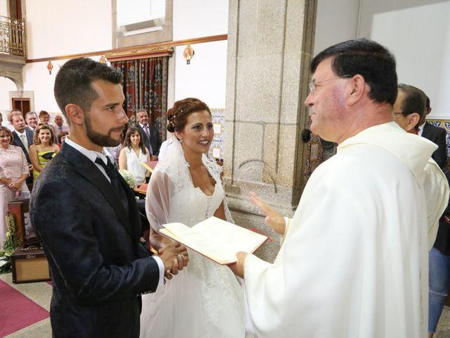 O casamento de Flávio e Francisca em Nelas, Nelas 21