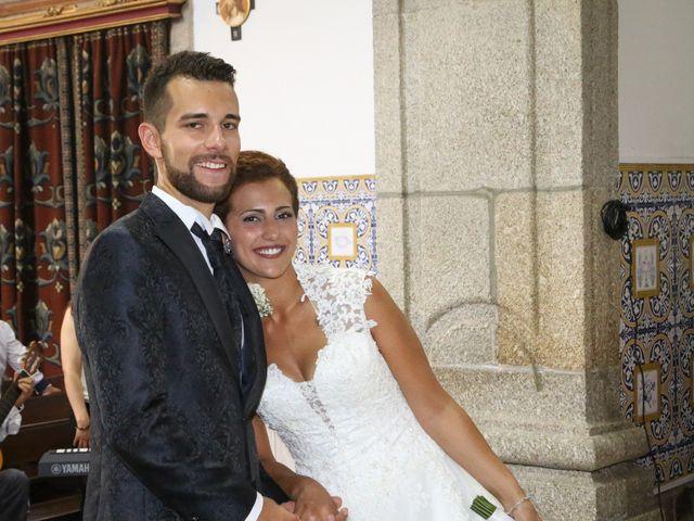 O casamento de Flávio e Francisca em Nelas, Nelas 23