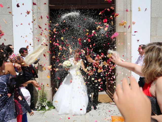 O casamento de Flávio e Francisca em Nelas, Nelas 24