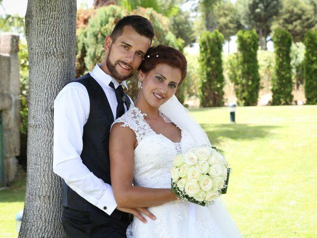 O casamento de Flávio e Francisca em Nelas, Nelas 27