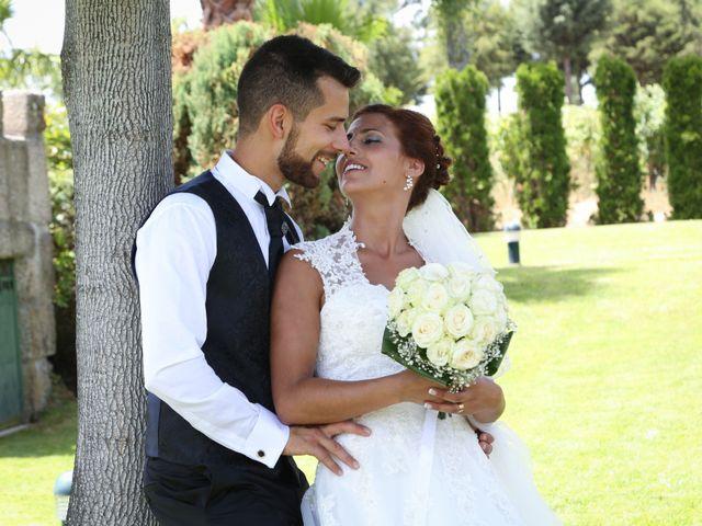 O casamento de Flávio e Francisca em Nelas, Nelas 28