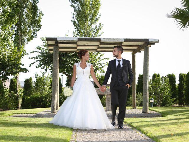 O casamento de Flávio e Francisca em Nelas, Nelas 1