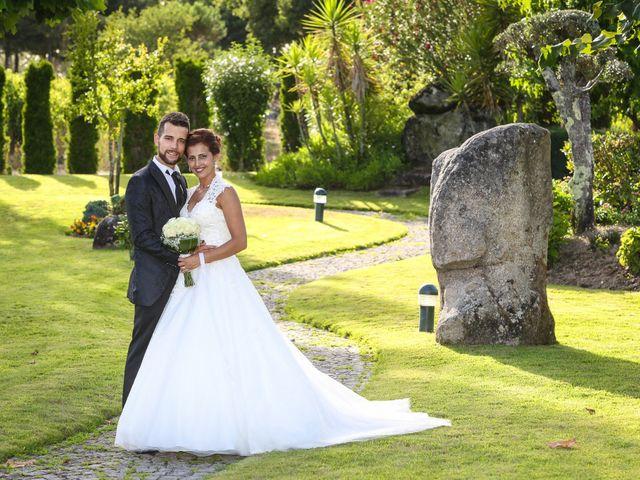 O casamento de Flávio e Francisca em Nelas, Nelas 2