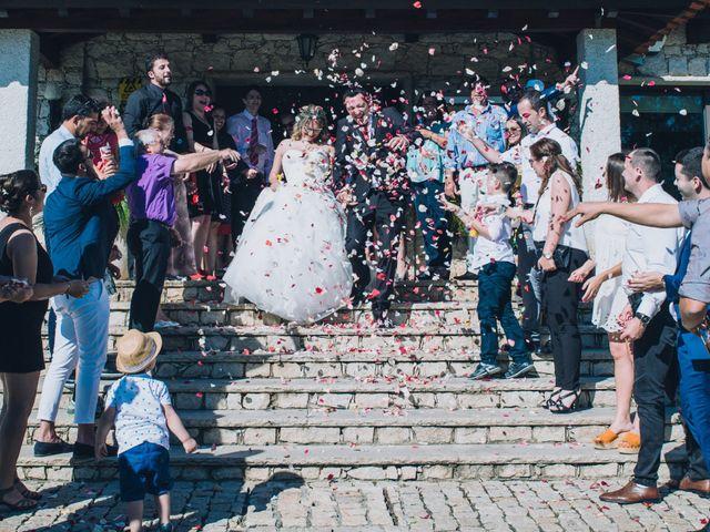 O casamento de Daniela e Gonçalo