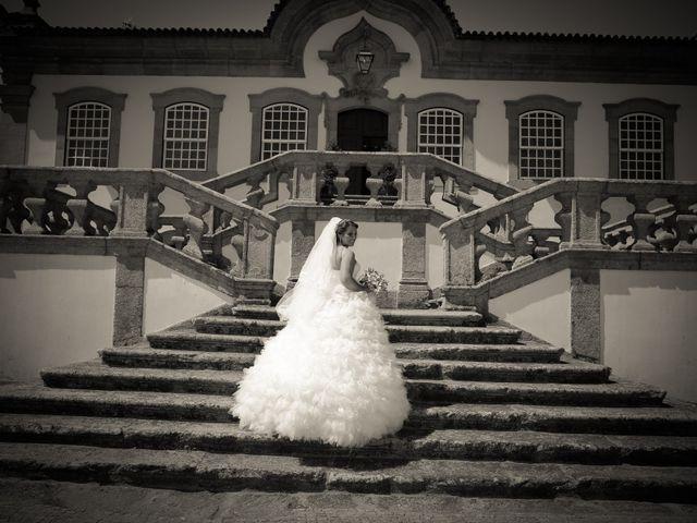 O casamento de Augusto e Isabel em Molelos, Tondela 23