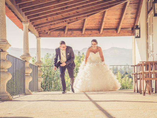 O casamento de Isabel e Augusto