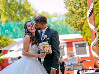 O casamento de Joana e Sérgio
