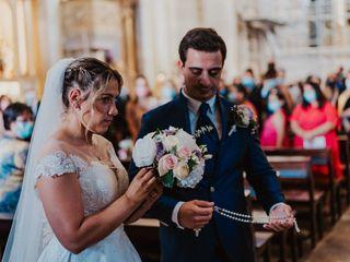 O casamento de Ariana  e André