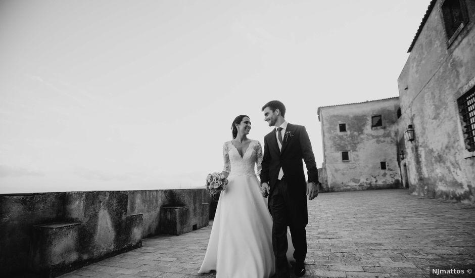 O casamento de Pedro e Sara em Palmela, Palmela