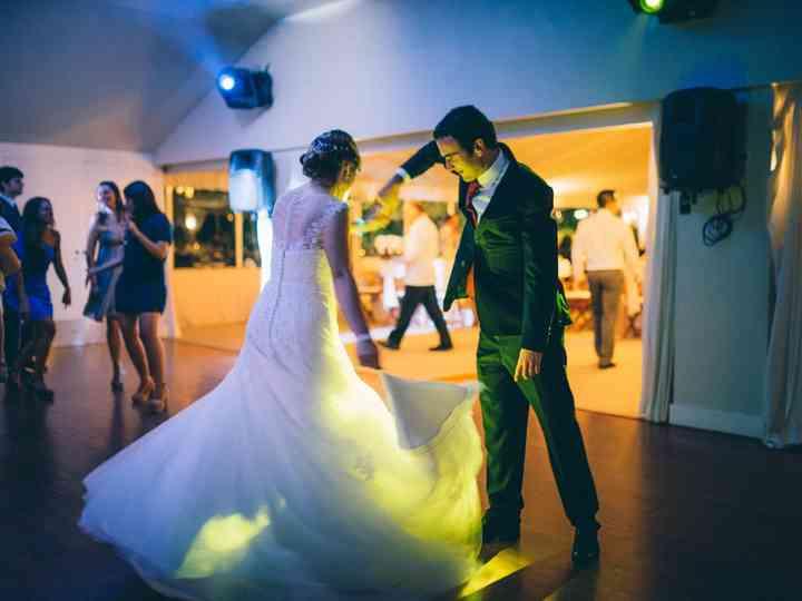 O casamento de Benedita e Diogo